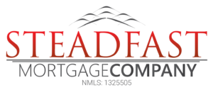 Steadfast Mortgage Logo with NMLS